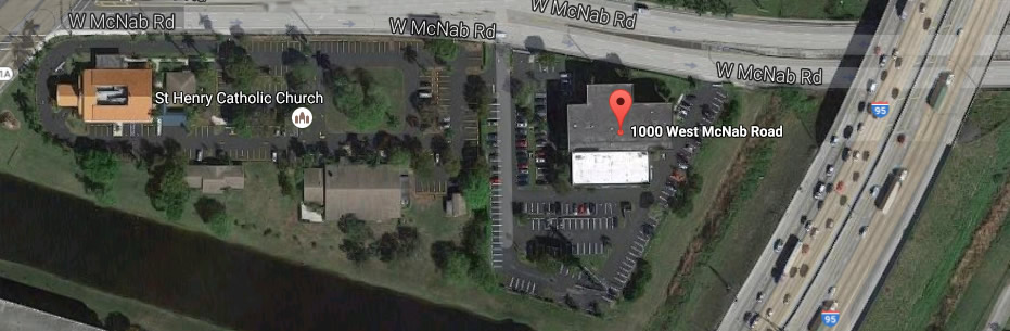 sattelite image of McNab Executive Plaza location